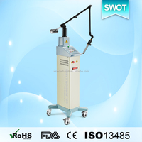 fda ce certificated co2 fractional acne treatment diode laser machine price