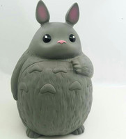 SGS certificated custom made big Totoro coin bank