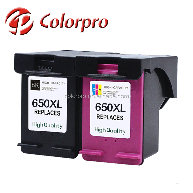 650 for hp remanufactured ink cartridge for hp deskjet 2545 ink cartridge