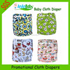 PUL Fabric Cloth Diaper Reusable Nice Baby Diaper
