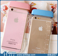for iPhone 6S Case Clear TPU Nipple Style Phone Accessories, Promotional Christmas Gift