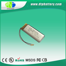 Promotional custom 12v 320mah rechargeable battery