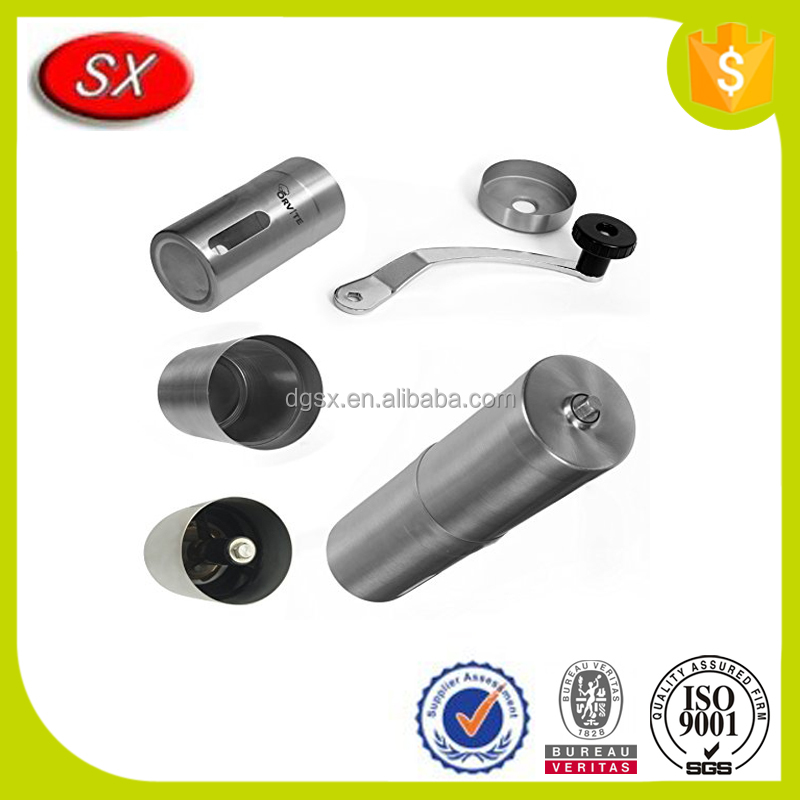 Custom CNC Machining Stainless Burr for Coffee Maker Supplier