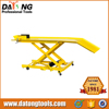 Hot Selling 1000lbs Air Hydraulic Motorcycle Lift Table