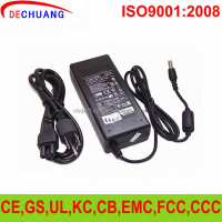 ul plug desktop computer power supply 12 volts 5 amps 12v 50w ac/dc power adapter 12v 50w power supply