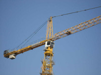 Use Condition and Other Feature Liebherr 200ECH tower crane for sale