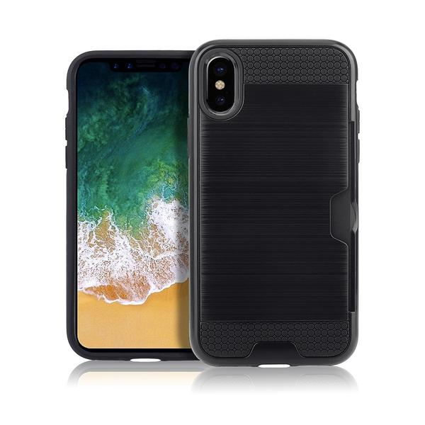 Carbon Fiber Phone Case , Carbon Fiber Shell for iPhone X , Cell Phone Case Cover for iPhone X