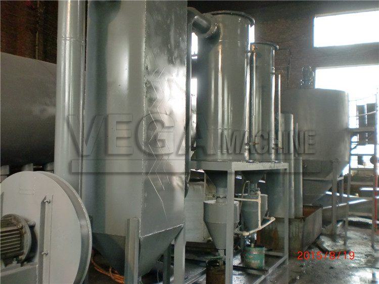activated carbon making machines