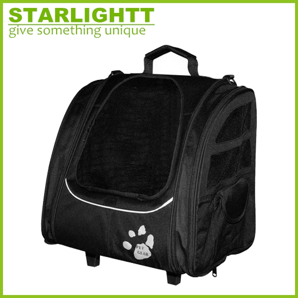New Stylish Soft Carrier Bag Portable Pet Travel Carrier Bag