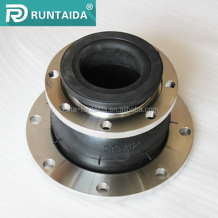 Stainless steel non-metallic compensator / flexible expansion joint