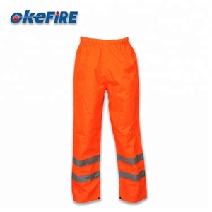 Okefire High Quality Mens Rain Safety Trouser