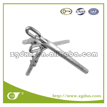 Best Selling NY Type Aluminum Aerial Strain Clamp