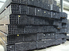 ASTM A106 Gr.B seamless square steel tube