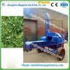 Long neck electric and tractor mounted grass cutter for cattle feed