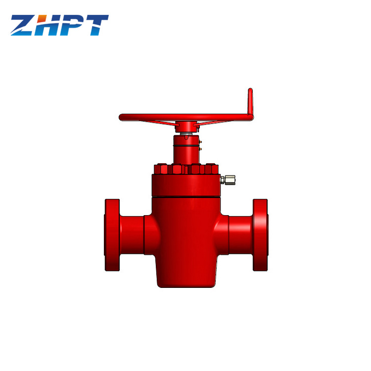 API 6A Carbon Steel Drilling Mud Gate Valve
