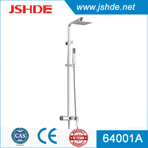 Brass bath shower mixer chrome finished top design and quality