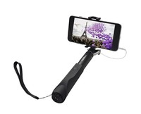 Trending Hot Aluminum Monopod Seflie Stick with Cable,Pocket Monopod Selfie-Stick