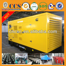 with with engine engine diesel generator 300kw with ATS ISO CE