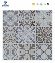 Sunnda platinum floor tile 30x30, rough flower ceramic floor tile
