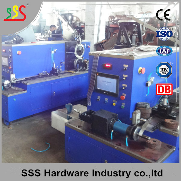 Wire Collated Coil Nails Making Machine/Equipment/Production Line With High Quality