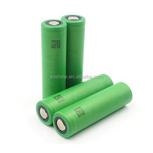 rechargeable original 18650 battery vtc6 3000mah 3.7v high drain li ion battery cells for electronic cigarette mod tubes
