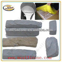 Hot Cultured stone casting RTV-2 molding silicone rubber
