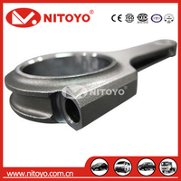 For Volvo H Beam forged 4340 connecting rod AR239000