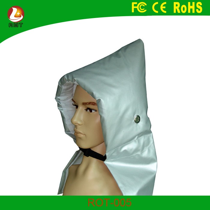 Earthquake emergency equipment fireproof folding scarfs children head protection