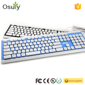 Latest Keyboard And Mouse Waterproof Keyboard USB Compter Keyboard