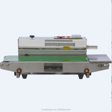 SF-150 series Hard working Continous sealer with AC motor, industrial electic bag neck sealer,