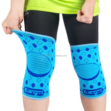 Children Elastic Knee Sports Support Kids compression sleeve Pcrawling knee pad