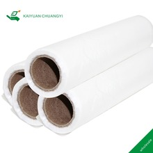 Agricultural product reflective plastic mulch white biodegradable film