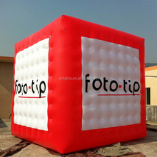 giant cube sky balloon inflatable helium balloon good price for sale