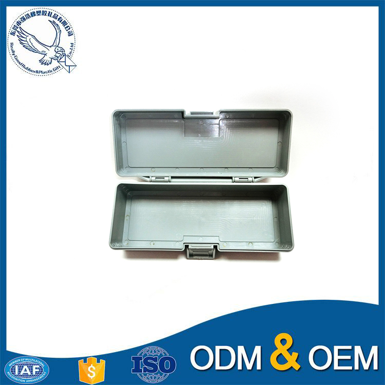 Children's foot model plastic white box with transparent plastic box plastic small boxes of plastic blister inside