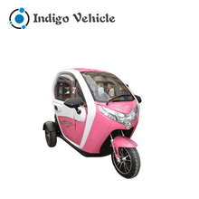 China Electric Powered Trike Passenger Adult Cargo Tricycle