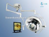 Dental surgical instruments with video camera