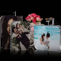 Hot Sell acrylic funny sex photo frame