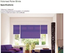 automatic blinds system