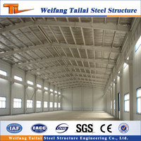 Customized Portal Frame Steel Structure Workshop and warehouse