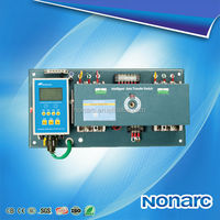 NQ1 4 phase automatic transfer switch,type of ATS with SCM Controller