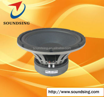 15 inch double magnets car audio subwoofer SD-150073A