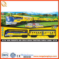 Electric model trian toy with battery operated BO95372012-11