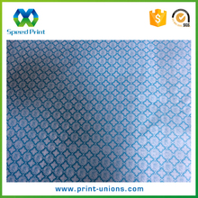 Acid free cheap paper glitter wrapping paper blue wrapping tissue paper