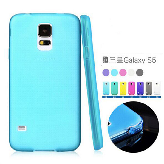 Hot Sale New Matte TPU Phone Accessories for Samsung Galaxy S5,For Galaxy S5 Phone Case