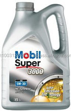 Fully synthetic oil MOBIL SUPER 3000 XE sae 5w30 5 Liter pack