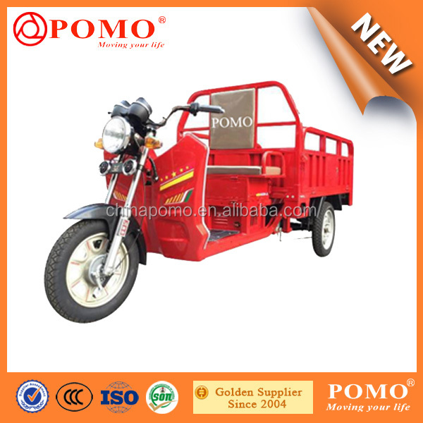 2016 China Manufacturer Cheap High Quality Waterproof Cargo Electric Tricycle For Sale