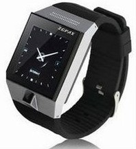 Android smart watch dual sim mobile phone S5