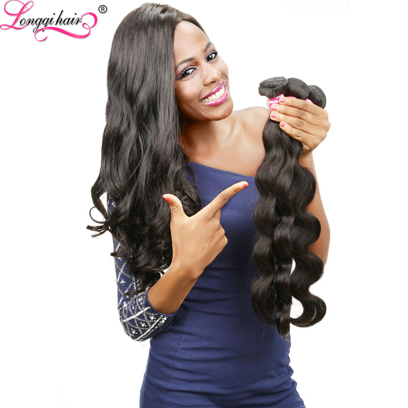 Grade 7A Peruvian Unprocessed Peruvian Natural Body Wave 100 Pure Peruvian Virgin Human Hair