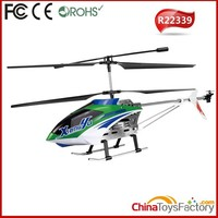 R22339 2.4G 3.5 Channel Gyro Model King RC Helicopter RC Airplane Camera