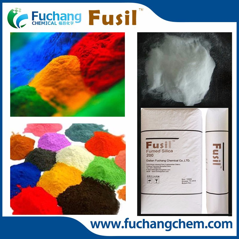 Factory made cheap anti-caking agent silica fume concrete ppt